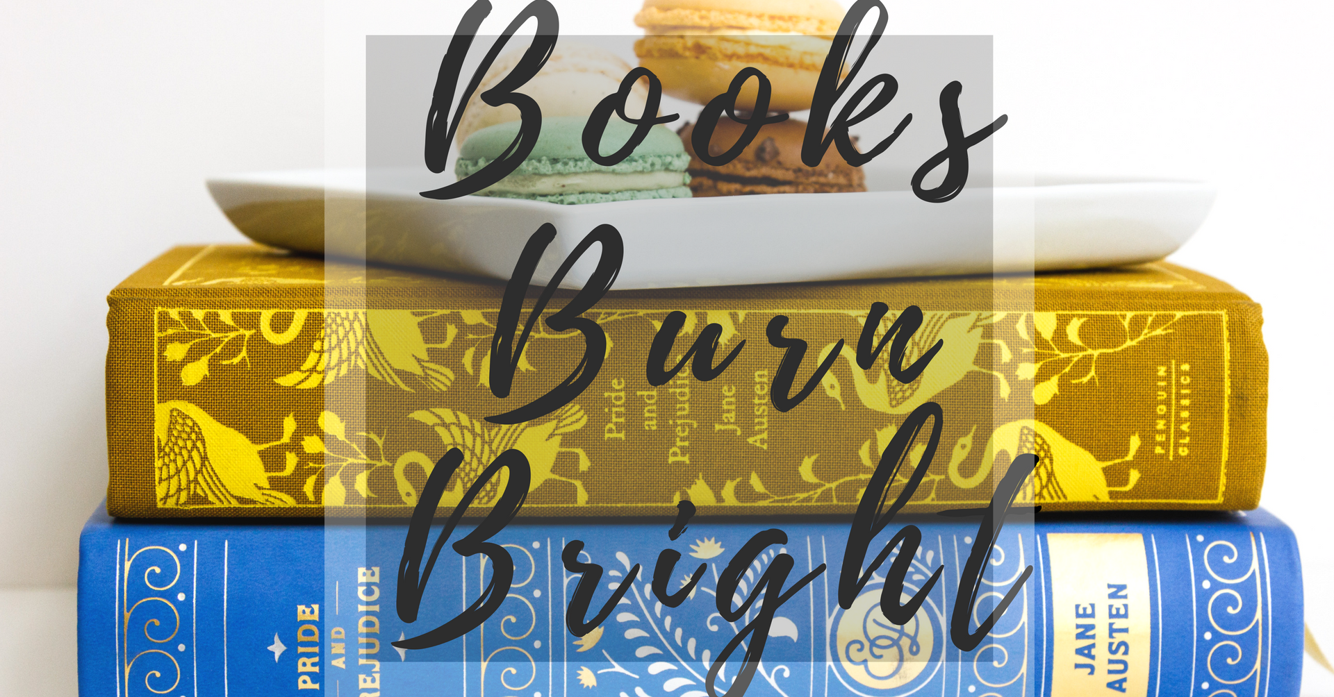Books Burn Bright